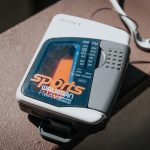 SONY SPORTS WM-FS399 ウォークマン