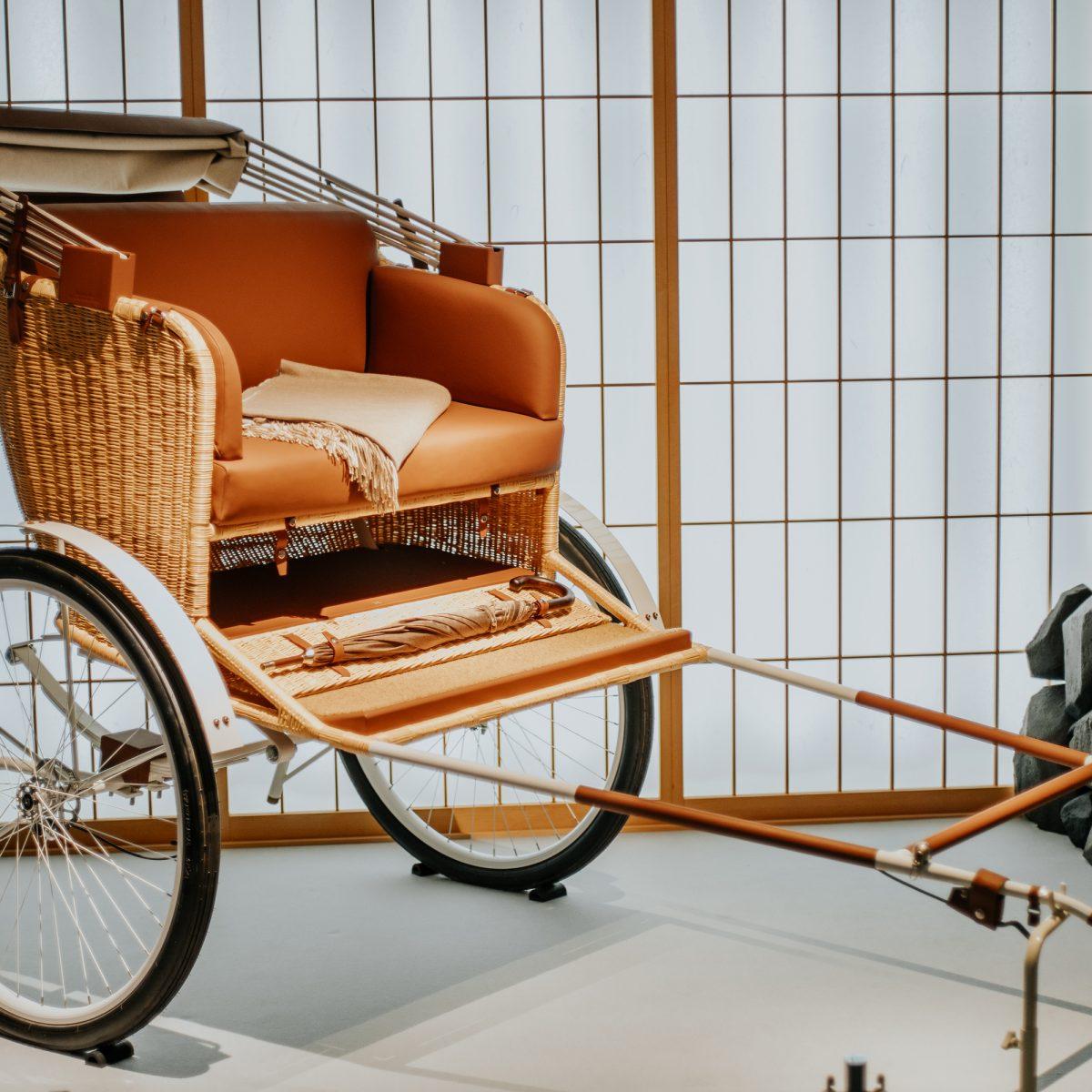 エルメスの「夢のかたち Hermès Bespoke Objects」