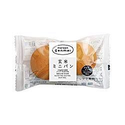 マイセン玄米の玄米ミニパン