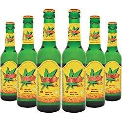 """【世界初】ヘンプ(大麻)ビール""""Cannabia""""を飲んでみました"""