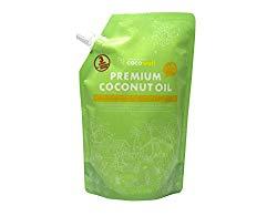 SQOL金沢cafe87で購入した「ココウェルのプレミアムココナッツオイル」